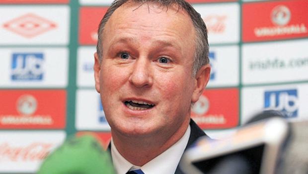 New Northern Ireland manager Michael O'Neill will try and recuit any player who is eligible for the national team