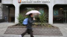 Anglo: bondholders plan to block a proposed debt exchange that imposes losses of more than €1.3bn. Photo: Getty Images