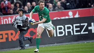 Tommy Bowe will play for Ulster for the next three seasons
