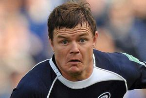O'Driscoll: Facing fitness battle