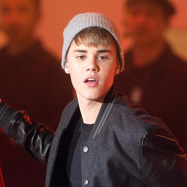 Justin Bieber celebrated his birthday with fans on Twitter