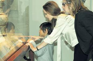 ANGELINA Jolie and Brad Pitt are engaged to marry