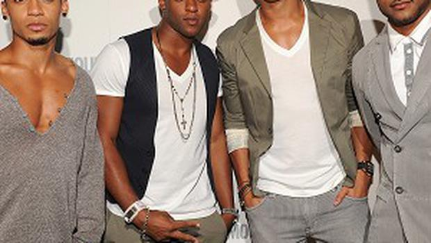 JLS apparently have big plans for Marvin's stag party