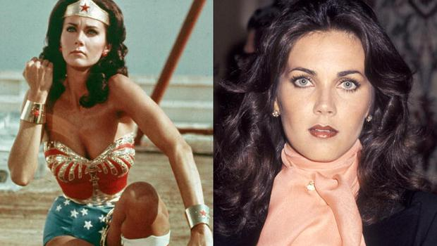 Woder Woman's Lynda Carter. Photo: Getty Images