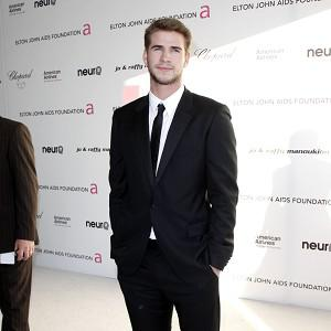 Liam Hemsworth last appeared opposite Miley Cyrus in The Last Song