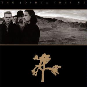U2's The Joshua Tree made it to number 34 in the top 40.