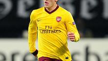 Jack Wilshere has been thrust straight into action following his comeback from injury