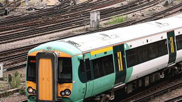 Commuters on Southern rail services had their journeys delayed by dew