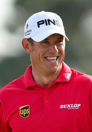 Lee Westwood. Photo: Getty Images