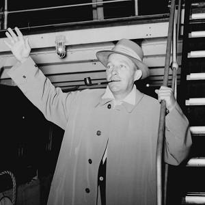 Bing Crosby could be this year's Christmas number one