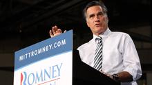 Mitt Romney: back on to the campaign trail