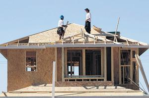 Latest economic indicators suggest that housing investment is likely to remain essentially flat
