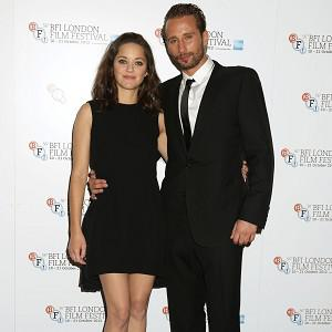Marion Cotillard and Matthias Schoenaerts play lovers in Rust And Bone
