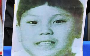 Kim Jong-un: A picture of a boy believed to be the third son of North Korean leader Kim Jong-Il, Jong-Un. Photo: Getty Images