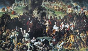 'The Marriage of Strongbow and Aoife' by Daniel Maclise.