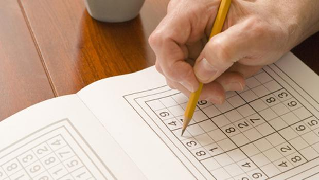 Google's new version of its Goggles image recognition app can solve Sudoku puzzles instantly. Photo: Getty Images