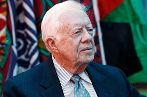 Former US President Jimmy Carter. Photo: Getty Images