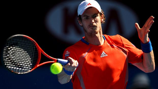 Andy Murray. Photo: Getty Images