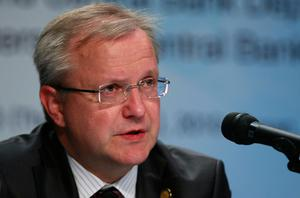 European Commissioner for Economic and Monetary Affairs Olli Rehn. Photo: Getty Images