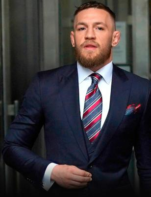 "Conor McGregor called the news of the lawsuits agianst him ""old news""."