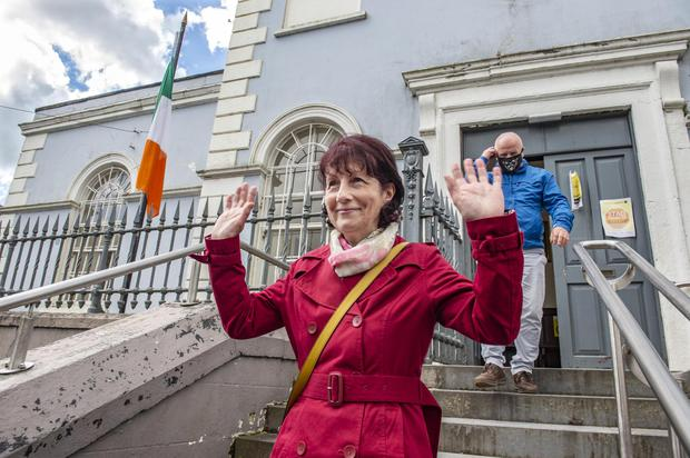 Margaret Buttimer (66). Picture: Michael Mac Sweeney/Cork Courts