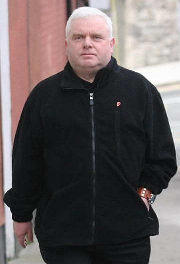 File photo of former priest Tony Walsh. Photo: Collins Courts