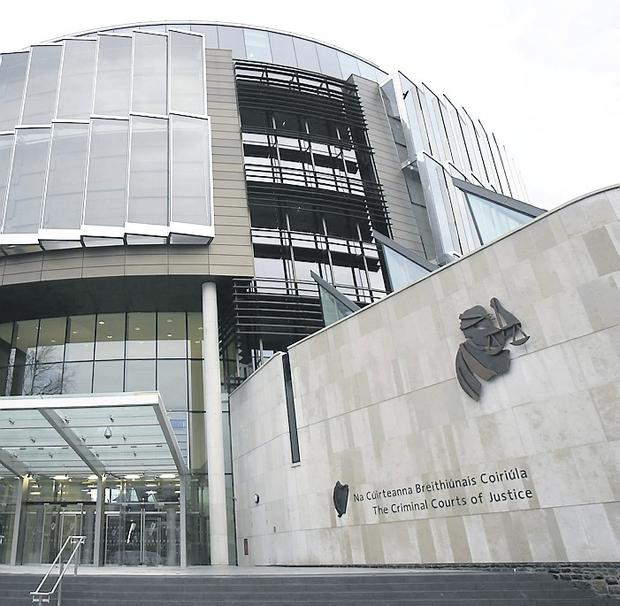 Criminal Courts of Justice. Photo: Niall Carson/PA Wire