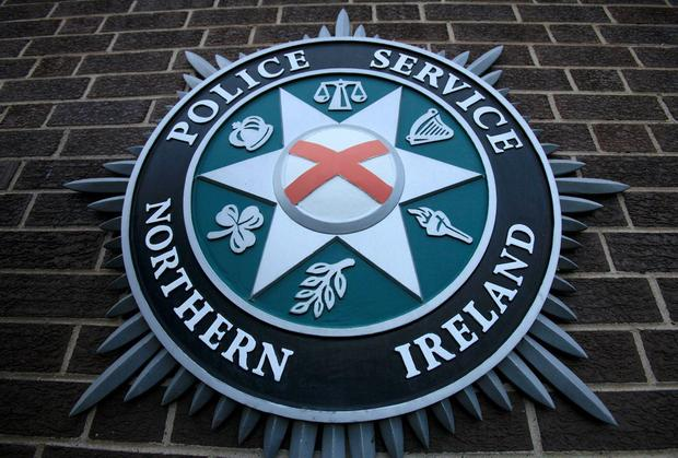 Police Service of Northern Ireland. Stock picture