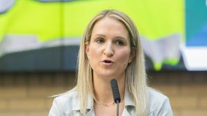 Minister for Justice & Equality Helen McEntee