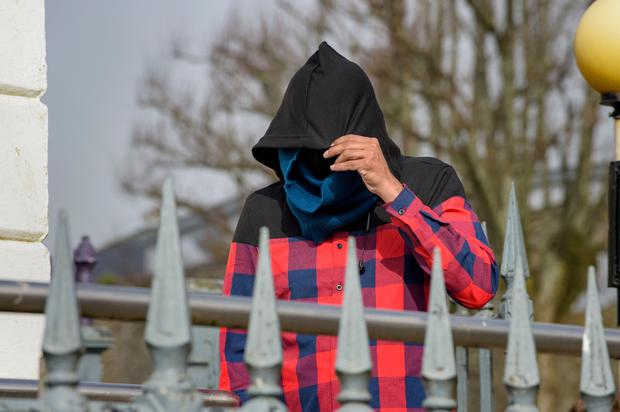 Khurram Cheema outside Bandon District Court in Cork. Photo: Daragh McSweeney/Provision