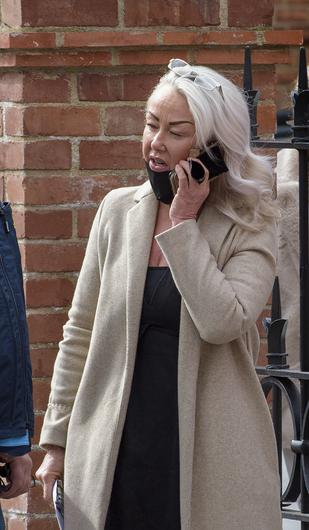 Mary O'Callaghan at Cork District Court. Photo: Cork Courts Limited