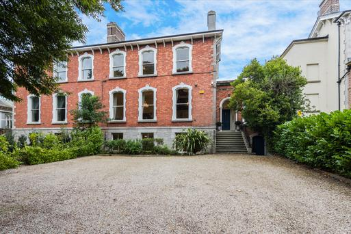 No3 Ailesbury Road is almost four times the size of an average city home