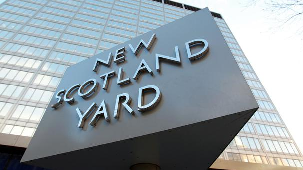 The Metropolitan Police is one of several UK police forces examining claims of historic sex abuse in football (Stock picture)