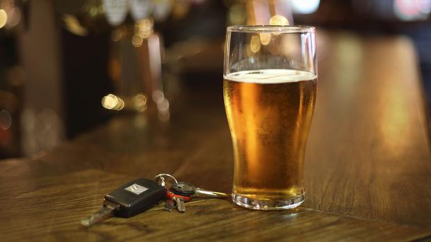 Drink-driving is a factor in a large number of serious and/or fatal road crashes every year. (Stock picture)