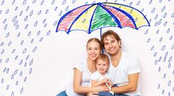 Get the right insurance for your house to make sure it's protected