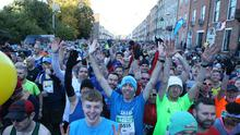The 2020 Dublin Marathon has been cancelled. Picture: Collins