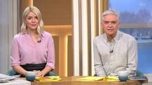 This Morning's Holly Willoughby and Phillip Schofield clashed with influencer Image: ITV