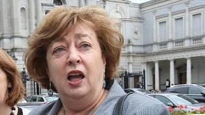 Catherine Murphy of the Social Democrats claims 'we have left ourselves exposed'. (Tom Burke)