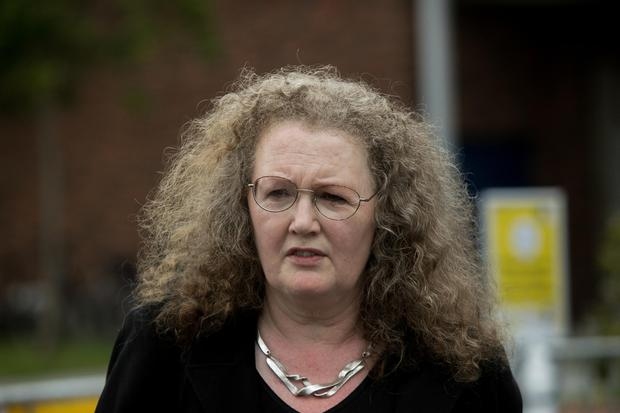 Dolores Cahill has previously made unsubstantiated claims about Covid. Photo: Gareth Chaney