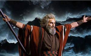 The bible formed your history and culture. Its hold on our imaginations is illustrated by such films as The Ten Commandments