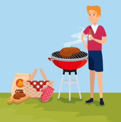 You can barbecue practically everything