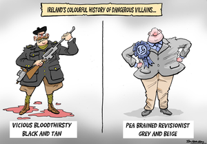 Tom Halliday's cartoon