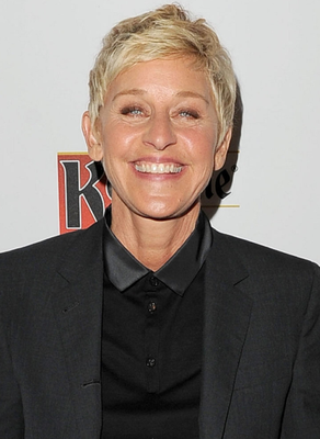 Ellen has been engulfed in controversy amid reports of bullying on the set of her chat show (Photo by Jason Merritt/Getty Images for GLAAD)...E