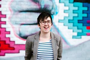 SOMETIMES IT'S A DANGEROUS JOB: Journalist Lyra McKee, who died while reporting on the streets of Derry, was one of 25 reporters killed because of their work in 2019