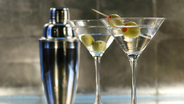 'If you lived in America, your wife would have a martini waiting for you'