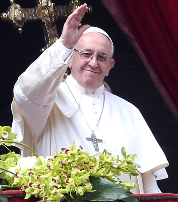 Antidote: Pope Francis is a model of simplicity and humility