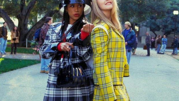 'Clueless' characters Cher and Dionne
