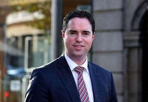Martin Heydon TD is chairman of the Fine Gael parliamentary party