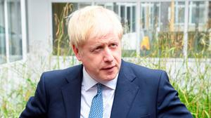 CHIEF BREXITEER: Boris Johnson is ignoring the realities of Brexit