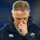 'What is it about rugby — a truly heroic game — that brings out the worst in publishers and makes mugs of us all?'. Photo: SPORTSFILE